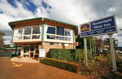 Best Western Wanderlight Motor Inn - Byron Bay Accommodations