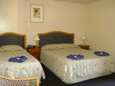 Mudgee Motor Inn - Byron Bay Accommodations