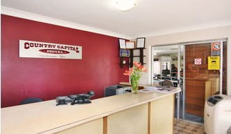 Country Capital Motel - Byron Bay Accommodations