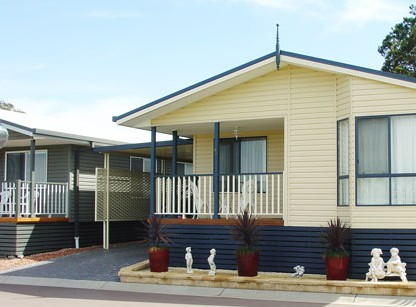 Palm Valley Motel And Home Village - Byron Bay Accommodations