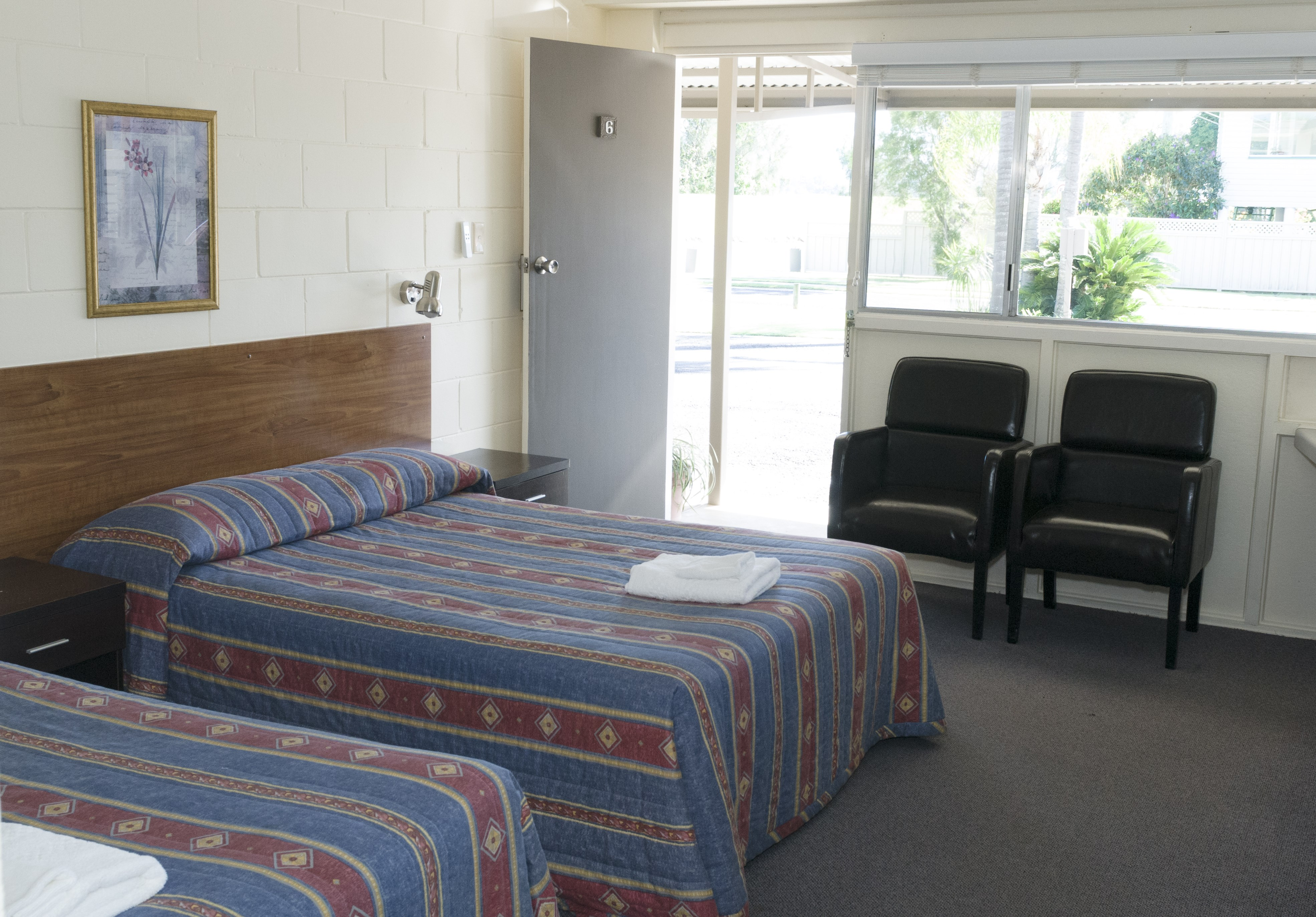 Waterview Motel - Maclean - Byron Bay Accommodations