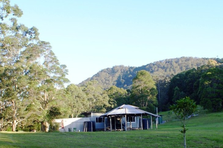 Mt Barney Retreat - Maroon - Byron Bay Accommodations