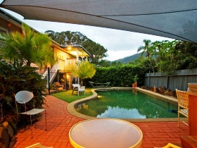 The Odd Gecko - Byron Bay Accommodations