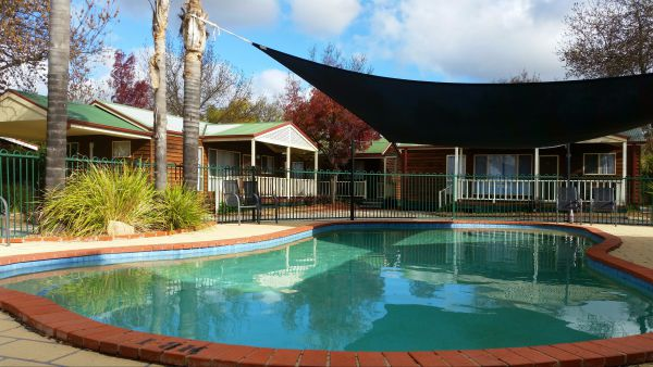 BIG4 Albury Tourist Park - Byron Bay Accommodations