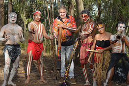 Didgeridoo Jam in the Park - Byron Bay Accommodations