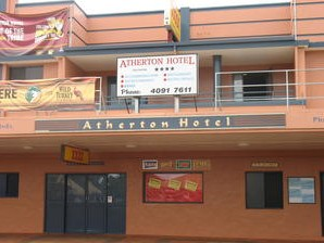 Atherton Hotel - Byron Bay Accommodations