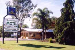 Goondiwindi Motel - Byron Bay Accommodations