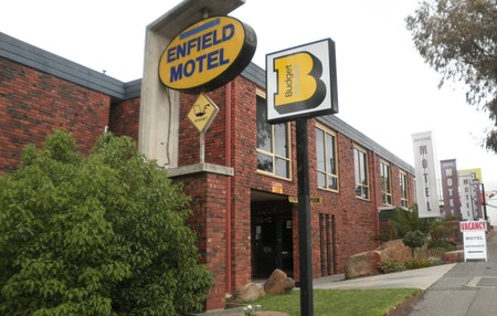 Enfield Motel - Byron Bay Accommodations