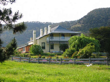 Stanton Bed and Breakfast - Byron Bay Accommodations
