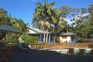 Amber Gardens Guesthouse - Byron Bay Accommodations