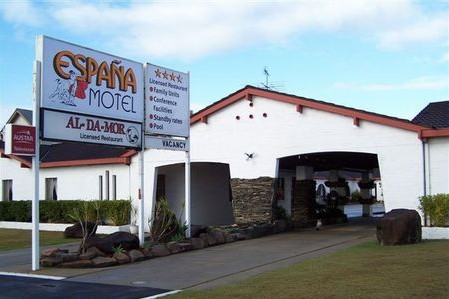 Espana Motel - Byron Bay Accommodations