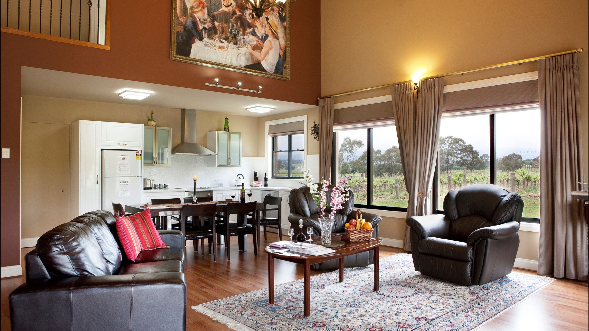 Barossa Shiraz Estate - Byron Bay Accommodations