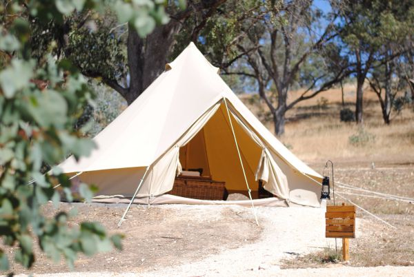 Cosy Tents - Byron Bay Accommodations
