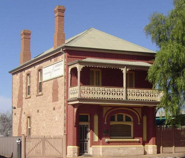 Savings Bank of South Australia - Old Quorn Branch - Byron Bay Accommodations