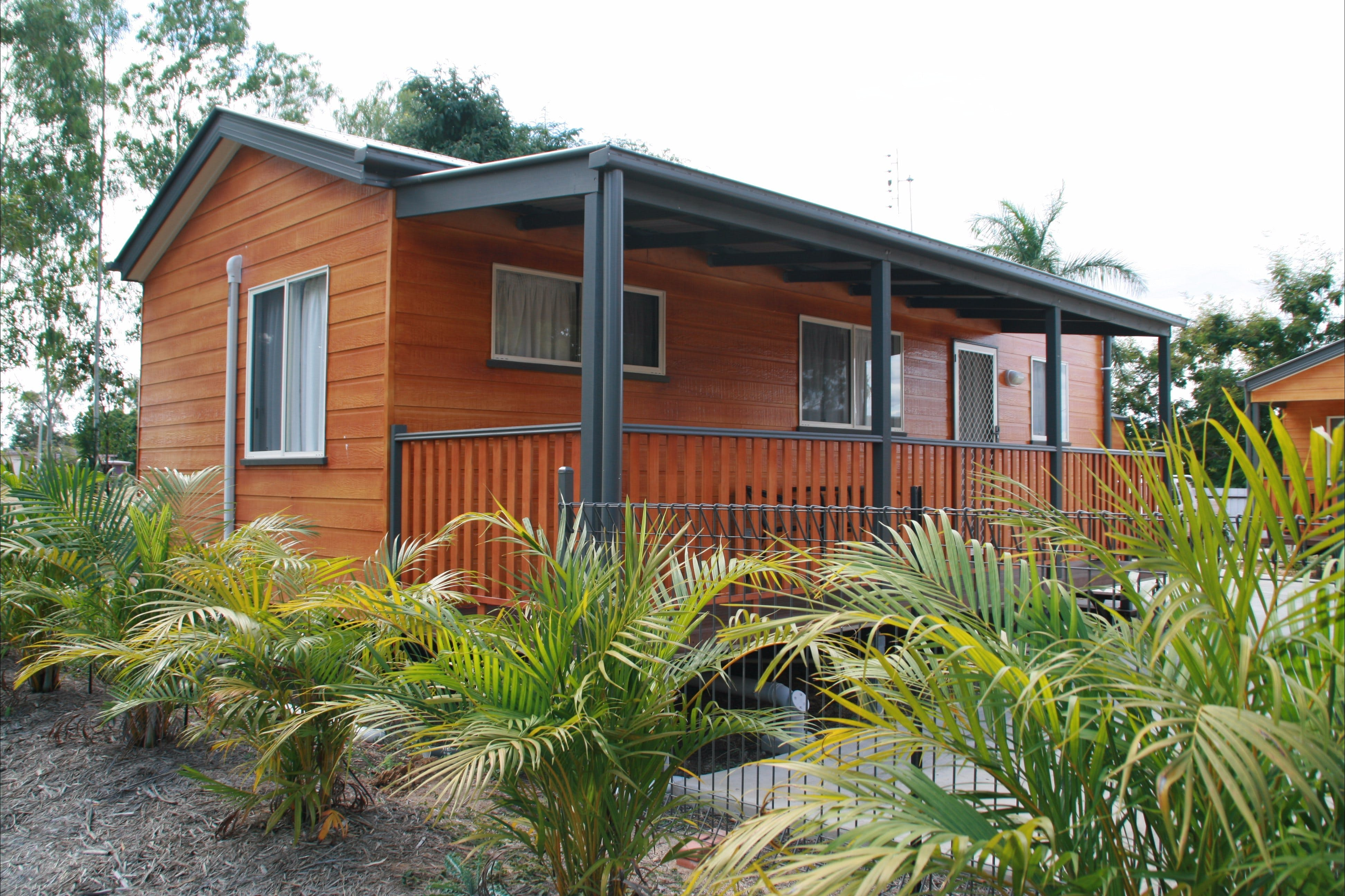 Charters Towers Tourist Park Top ParkDiscovery Park - Byron Bay Accommodations