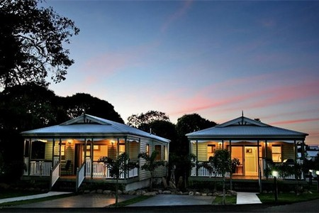 Barney Beach Accommodation Centre - Byron Bay Accommodations