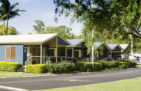 Ferry Reserve Holiday Park - Byron Bay Accommodations