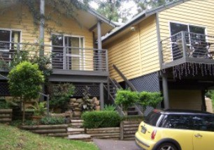 Ttwo Peaks Guesthouse - Byron Bay Accommodations
