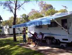 Bega Caravan Park - Byron Bay Accommodations