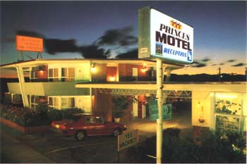 Princes Motel - Byron Bay Accommodations