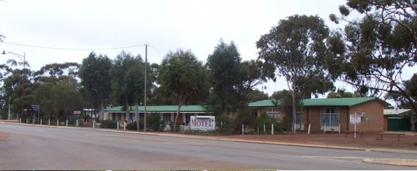 Corrigin Windmill Motel - Byron Bay Accommodations