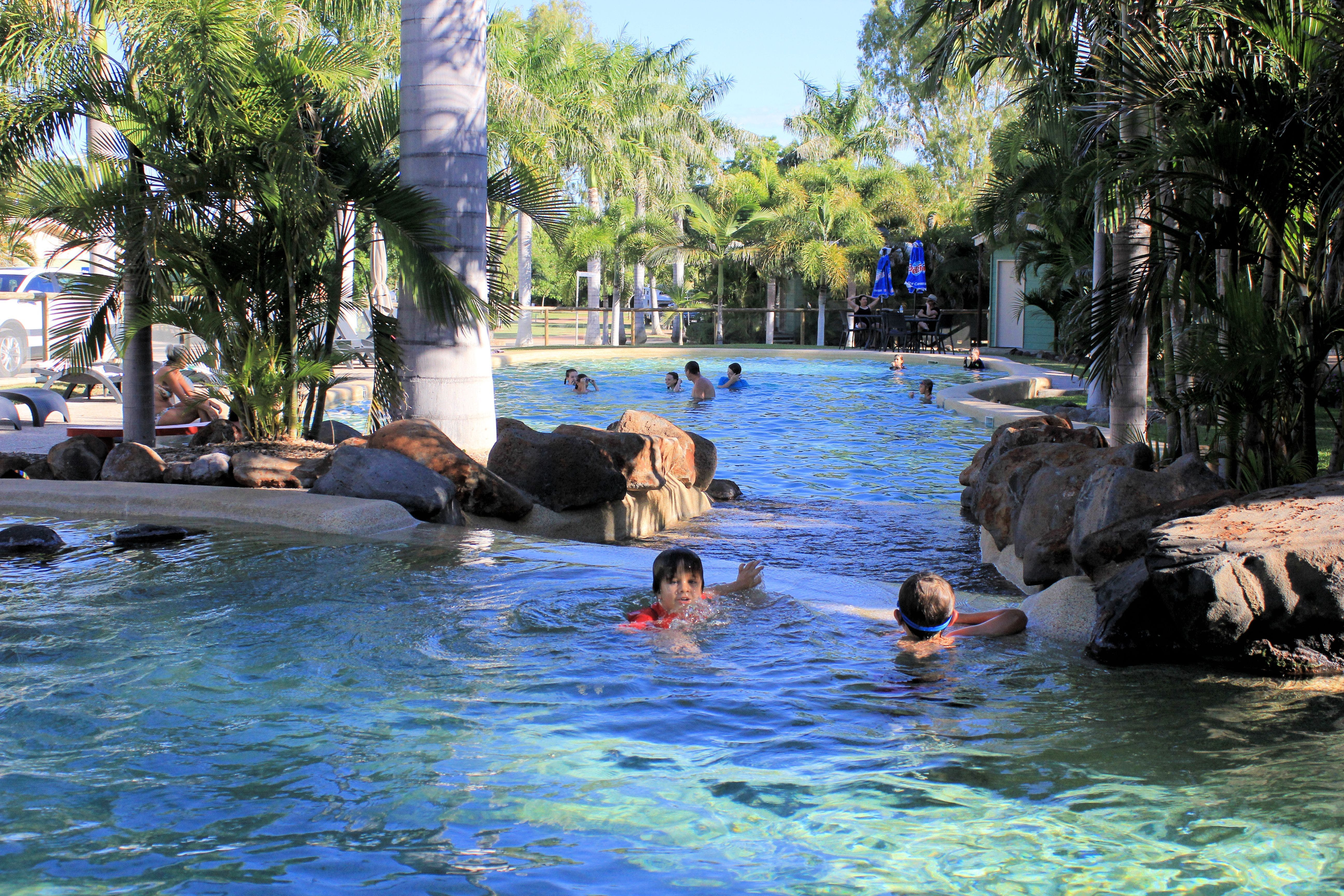 Big4 Aussie Outback Oasis Holiday Park - Byron Bay Accommodations