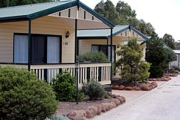 BIG4 Bendigo Ascot Holiday Park - Byron Bay Accommodations