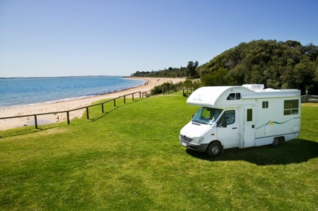 Cowes Caravan Park - Byron Bay Accommodations