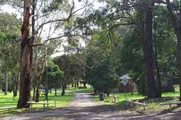 Moe Gardens Caravan Park - Byron Bay Accommodations