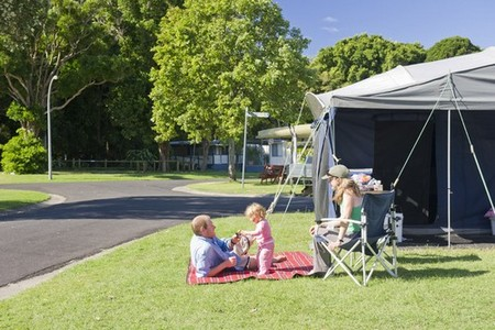 Silver Sands Holiday Park - Byron Bay Accommodations