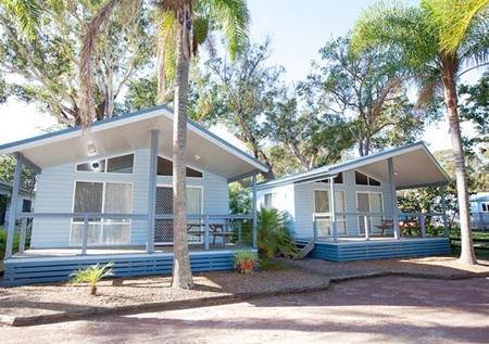 Jimmys Beach Holiday Park - Byron Bay Accommodations