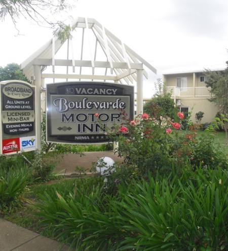 Boulevarde Motor Inn - Byron Bay Accommodations