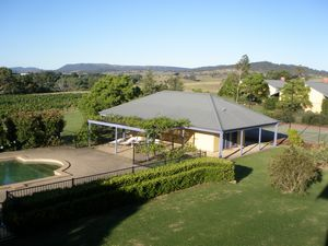 Tranquil Vale Vineyard - Byron Bay Accommodations