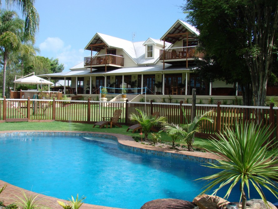 Clarence River Bed  Breakfast - Byron Bay Accommodations