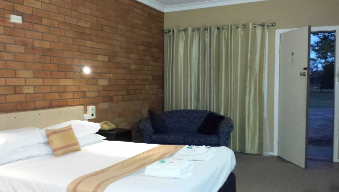 AA Hilldrop Motor Inn - Byron Bay Accommodations