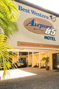 Best Western Airport 85 Motel - Byron Bay Accommodations