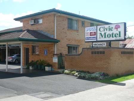 Civic Motel Grafton - Byron Bay Accommodations