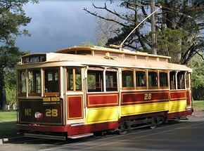 Ballarat Tramway Museum - Byron Bay Accommodations