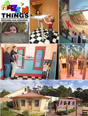 A Maze 'N Things - Byron Bay Accommodations