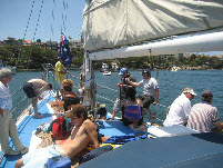 Kalypso Cruises - Byron Bay Accommodations