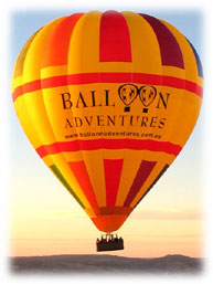 Balloon Adventures Barossa Valley - Byron Bay Accommodations