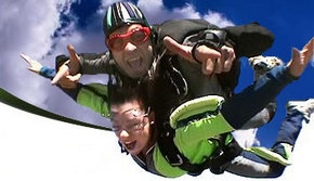 Adelaide Tandem Skydiving - Byron Bay Accommodations