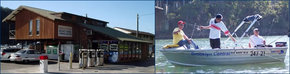 Brooklyn Central Boat Hire  General Store - Byron Bay Accommodations