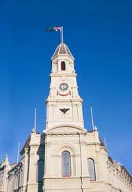 Fremantle Town Hall - Byron Bay Accommodations