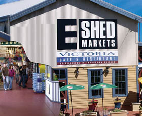 The E Shed Markets - Byron Bay Accommodation