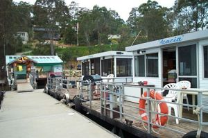Clyde River Houseboats - Byron Bay Accommodation