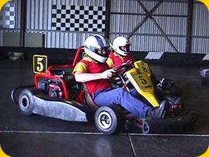 Indoor Kart Hire - Byron Bay Accommodation