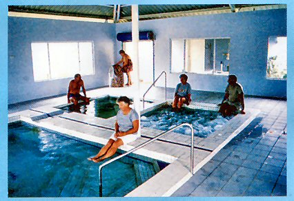 Innot Hot Springs Leisure  Health Park - Byron Bay Accommodations