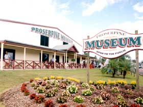 Proserpine Historical Museum - Byron Bay Accommodations