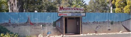 Mystery Craters - Byron Bay Accommodations